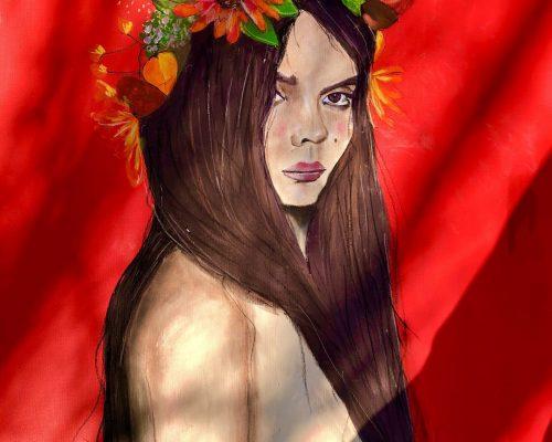Marie-Ridoux-portrait-femme-aux-fleurs
